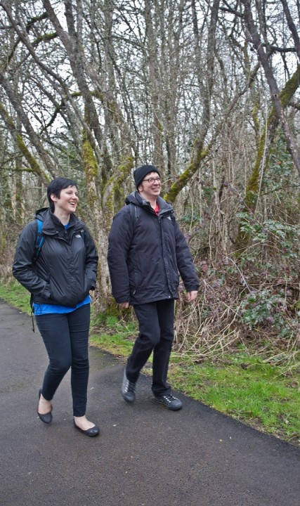 Exploring nature in Oregon's Tualatin Valley