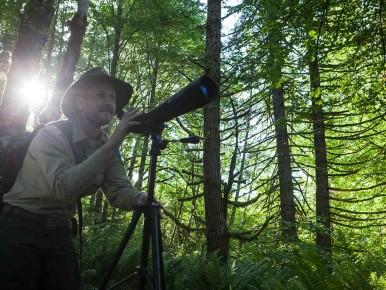 L.L. Stub Stewart State Park Ranger