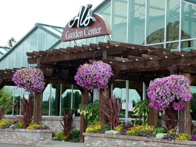 Al's Garden Center in Sherwood, Oregon