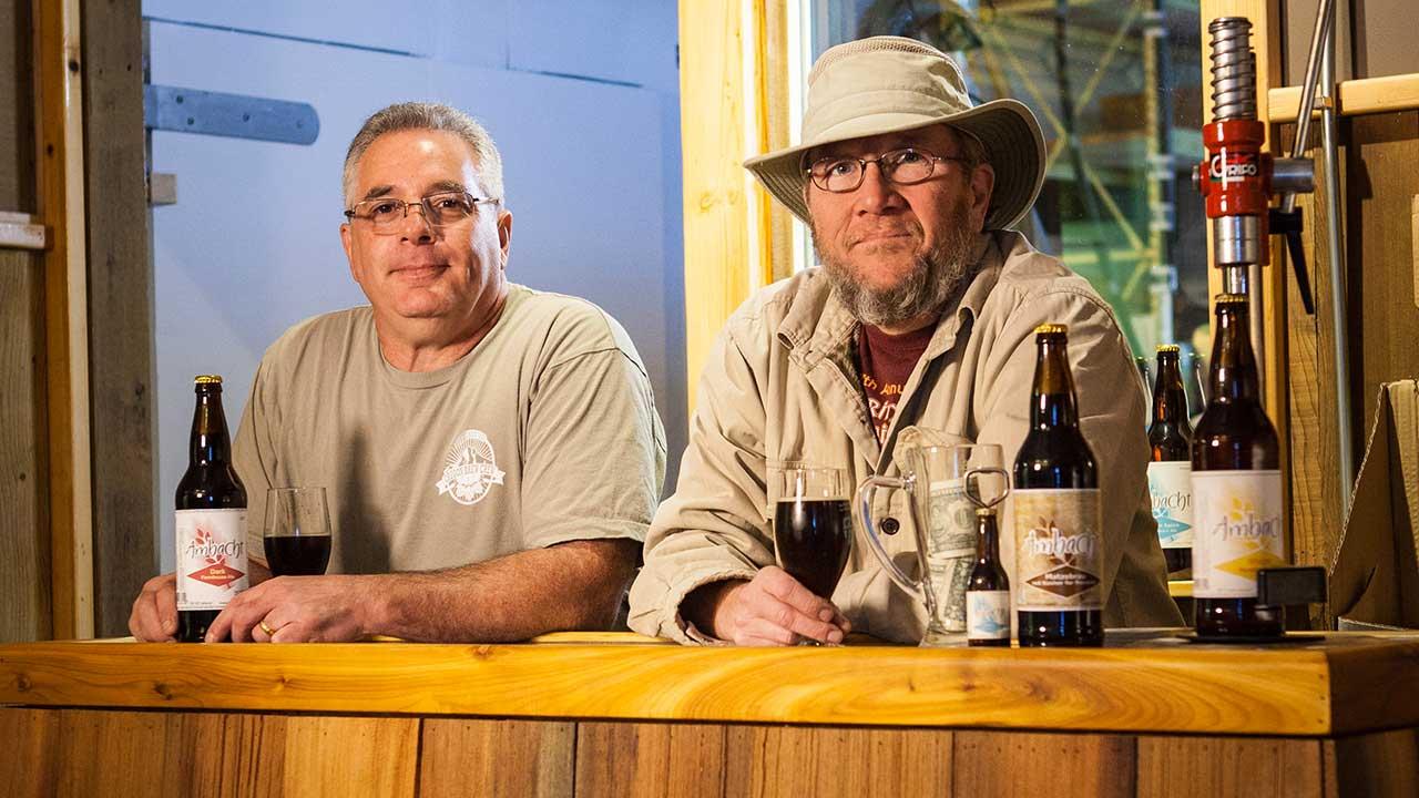Ambacht Meet Brewers