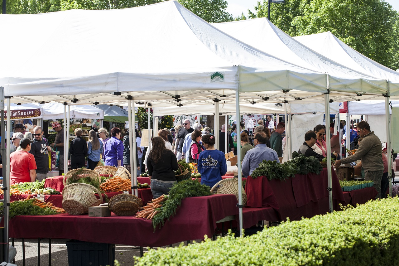 Farmers Markets in the Tualatin Valley
