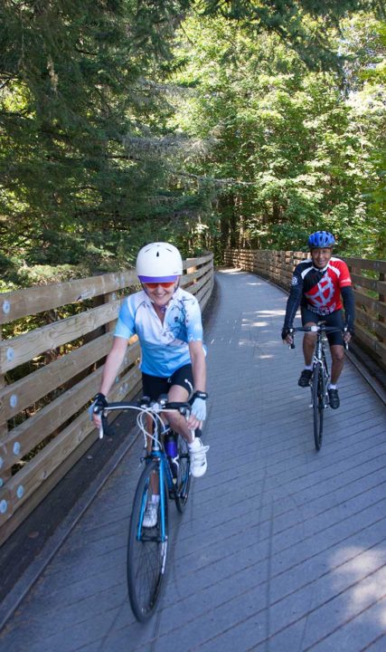 Cycling Banks-Vernonia