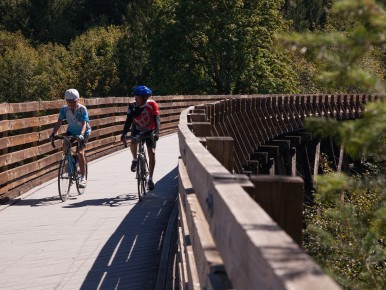 Cycling in Oregon's Tualatin Valley