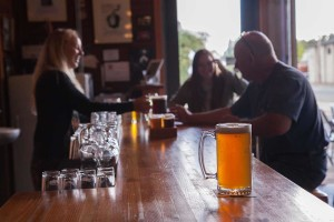 Oregon Breweries - Waltz Brewing, Forest Grove in the Tualatin Valley