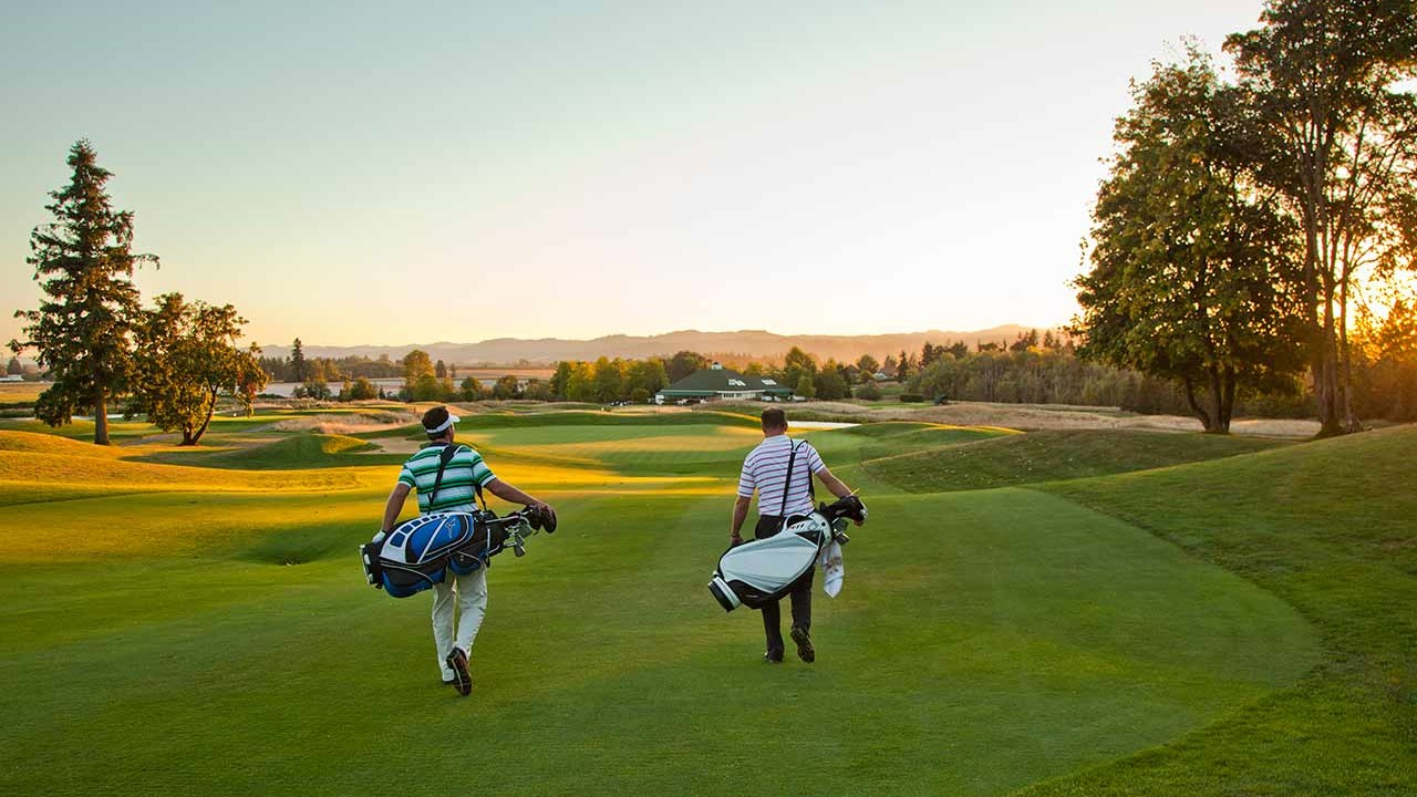 Pumpkin Ridge Golf Club in North Plains, Oregon