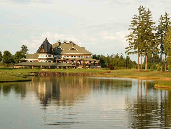 The Reserve Golf Club in Aloha, OR in the Tualatin Valley