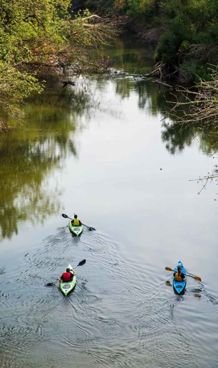Tualatin River Paddle