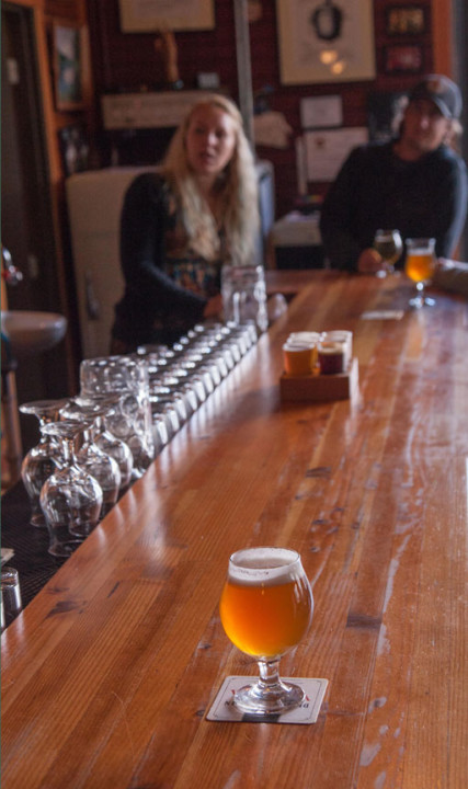 Waltz Brewing in Forest Grove in Oregon's Tualatin Valley