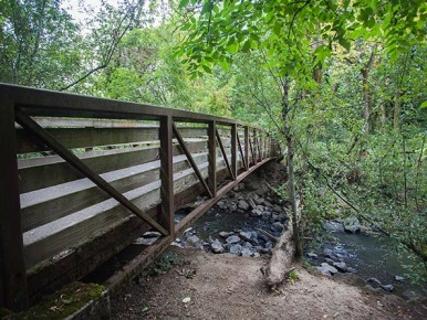 Durham City Park in the Tualatin Valley – Oregon