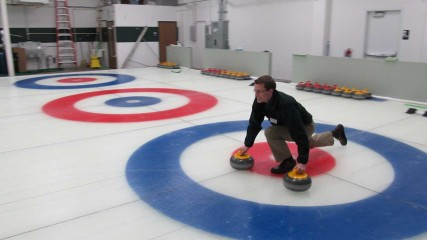 Evergreen Curling Club in Beaverton, Oregon