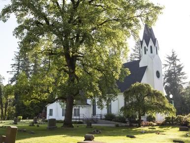 Old Scotch Church
