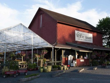 Smith Berry Barn in Hillsboro in Oregon's Tualatin Valley