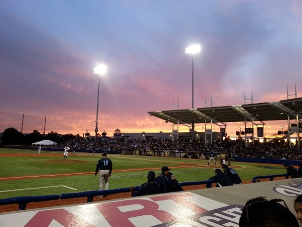 Hillsboro Hops baseball in Oregon's Tualatin Valley