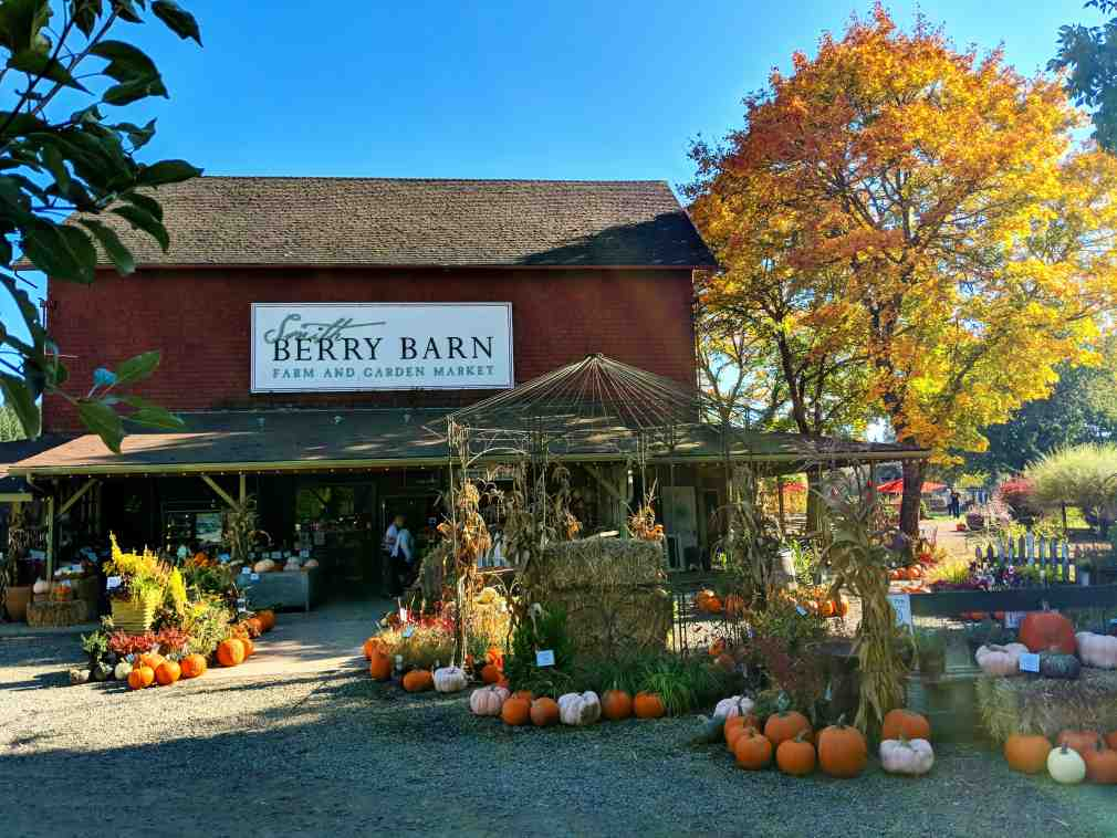 Smith Berry Barn in Oregon's Tualatin Valley
