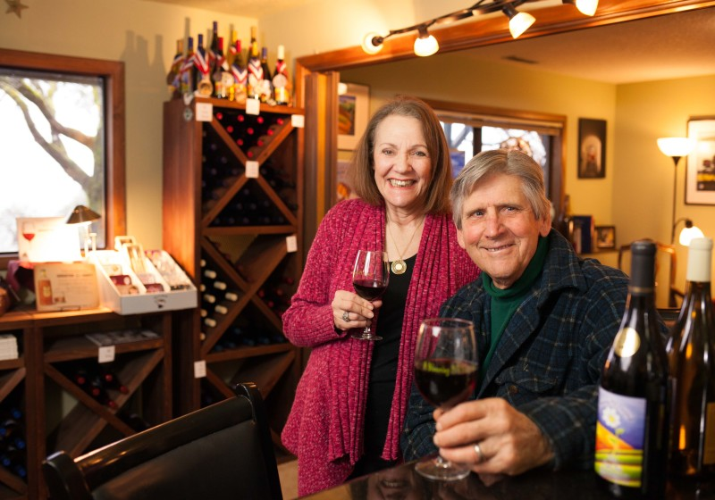A Blooming Hill Winery in Cornelius, OR