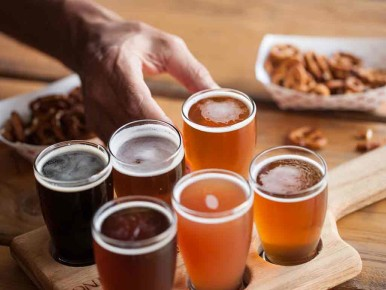 Beer Pairings in Tualatin Valley