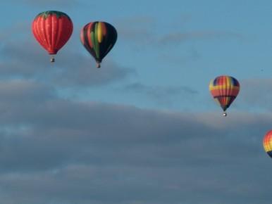 Tigard Festival of Balloons