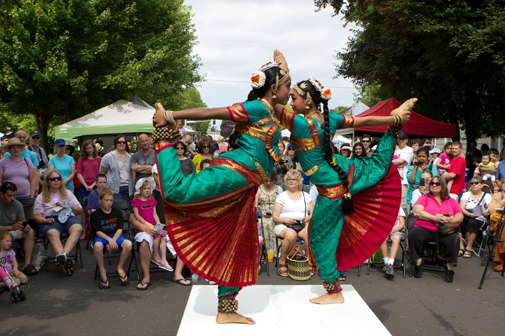 Ten Tiny Dances event in Oregon's Tualatin Valley, greater Portland events