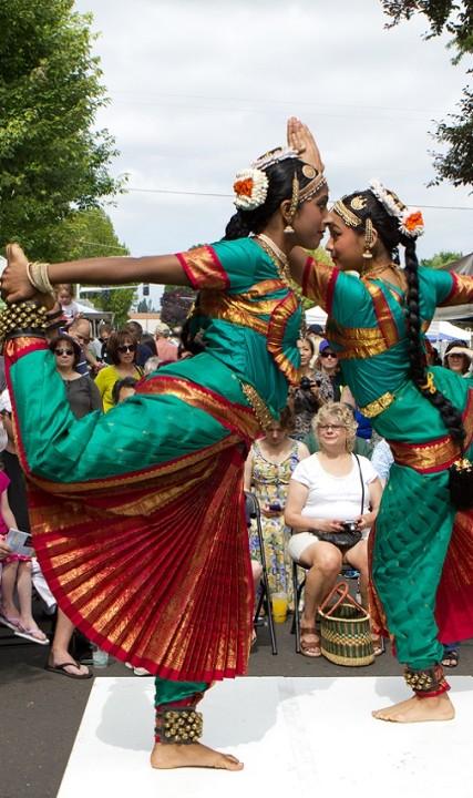 Ten Tiny Dances event in Oregon's Tualatin Valley