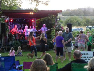 Willamette Valley Winery Concerts