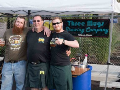 Craft Beer Festival in Oregon's Tualatin Valley