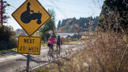 Cycle Series: Forest Grove to Coast Range Tour