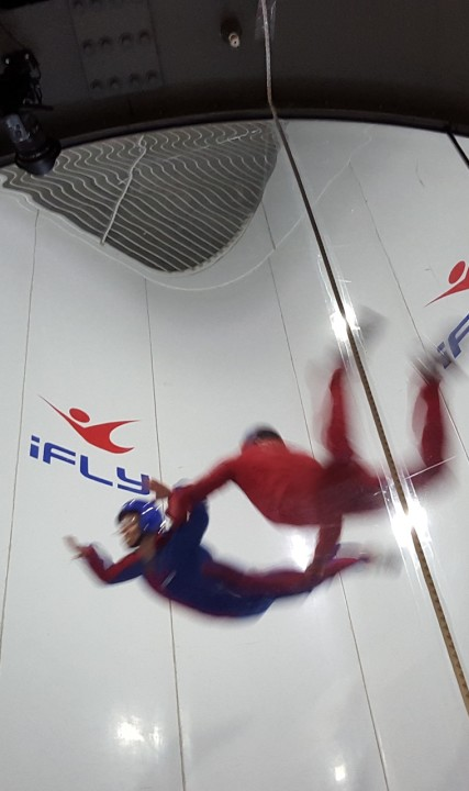 iFly Indoor Skydiving in Oregon's Tualatin Valley