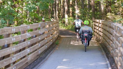 Banks Vernonia state trail