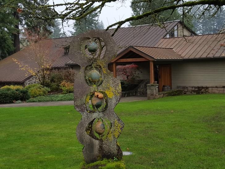 Hamacher Wines in Beaverton in Oregon's Tualatin Valley