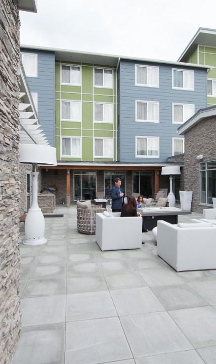 Marriott's Residence Inn in Hillsboro, Oregon