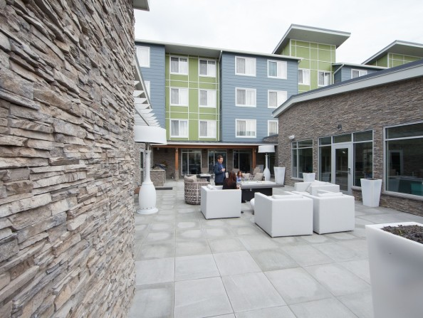 Marriott's Residence Inn in Hillsboro, Oregon