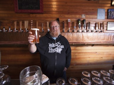 Waltz Brewing in Forest Grove, Oregon