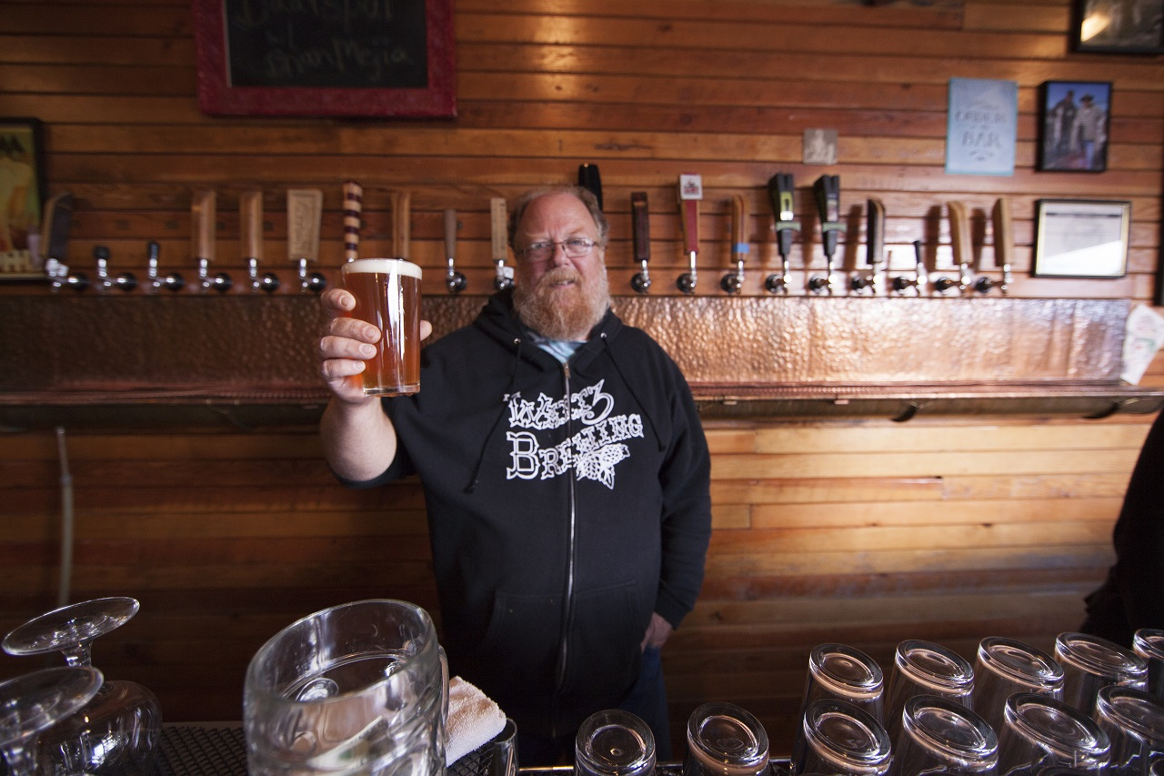 Enjoy craft beer at Waltz Brewing in Forest Grove, Oregon in the Tualatin Valley