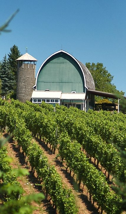 Ruby Vineyards in Hillsboro, Oregon