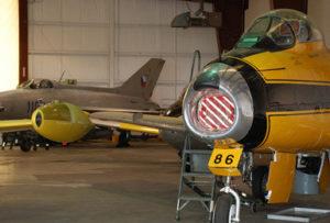 Classic Aircraft Aviation Museum
