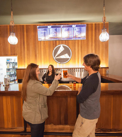 Ridgewalker Brewing in Forest Grove, Oregon