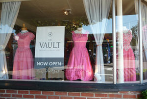 The Vault Vintage Boutique