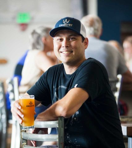 Ancestry Brewing in Tualatin in Oregon's Tualatin Valley