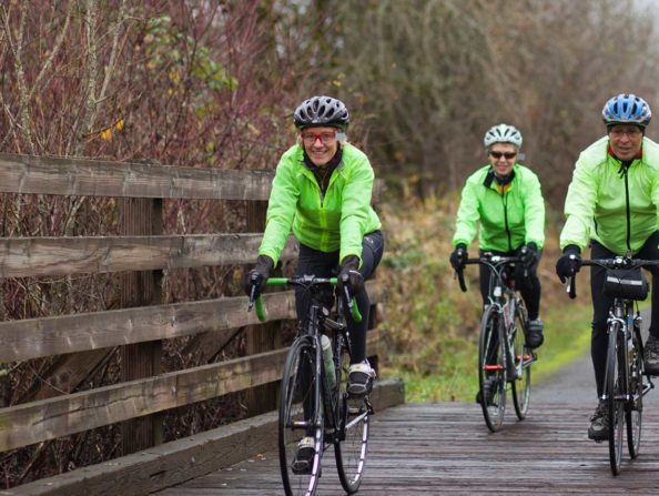 Biking in Oregon's Tualatin Valley