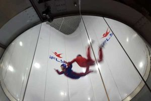 iFly in the Tualatin Valley