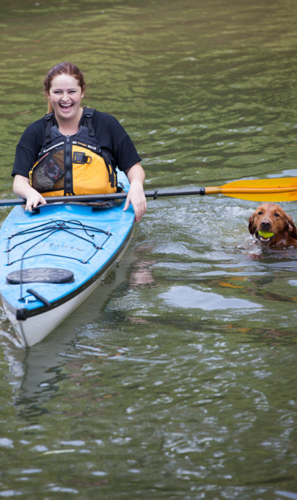 Paddle the Tualatin River in Oregon