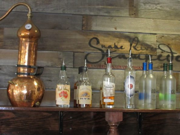 Rose City Distilling in Tigard in Oregon's Tualatin Valley