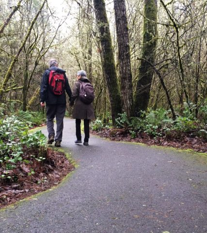 Walking trails in Oregon's Tualatin Valley