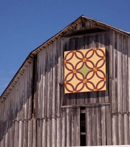 Quilt Barn Trail in Oregon's Tualatin Valley