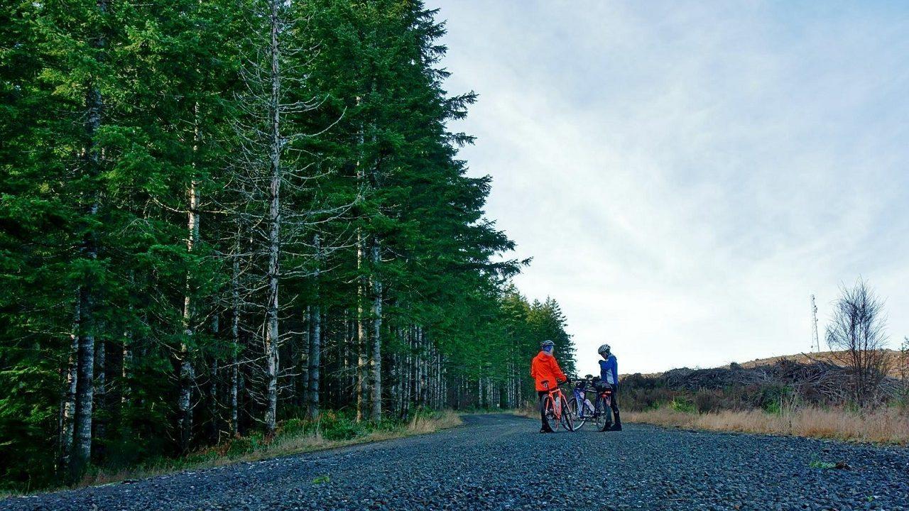 Cycling the Vernonia Coastal Mountain Tour in Oregon