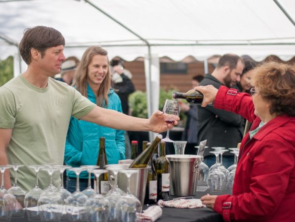 Wine Trail Weekend in Oregon's Tualatin Valley