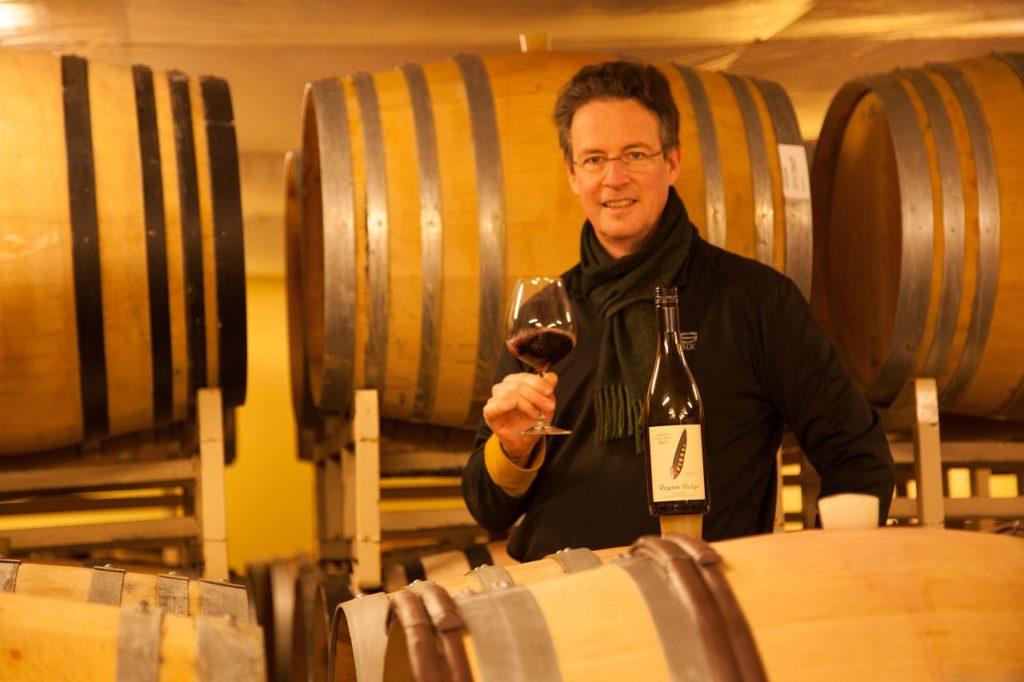 Raptor Ridge Winery in Tualatin Valley