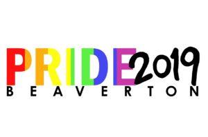 Pride 2019 event in Beaverton in Oregon's Tualatin Valley
