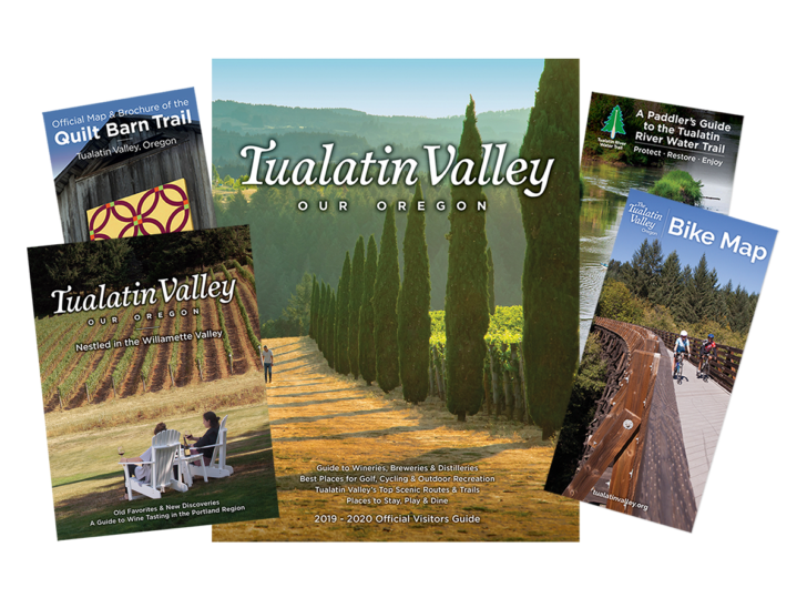 2019 Tualatin Valley Maps & Guides
