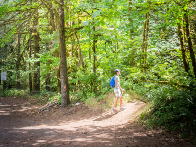 Hiking in Oregon's Tualatin Valley